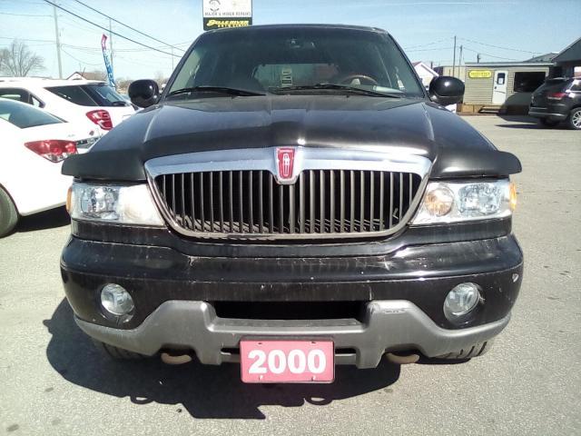 2000 Lincoln Navigator 4WD