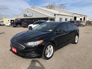 Used 2018 Ford Fusion SE for sale in Leamington, ON