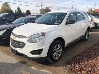 Used 2017 Chevrolet Equinox LS for sale in Leamington, ON