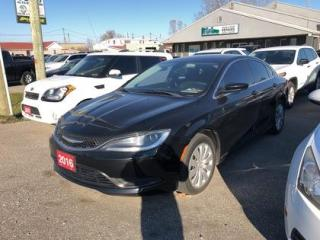 Used 2016 Chrysler 200 LX for sale in Leamington, ON