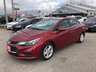 Used 2018 Chevrolet Cruze LT for sale in Leamington, ON