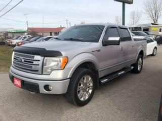 Used 2009 Ford F-150 PLATINUM for sale in Leamington, ON