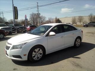 Used 2014 Chevrolet Cruze 1LT Auto for sale in Leamington, ON