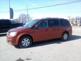 Used 2012 Dodge Grand Caravan SE for sale in Leamington, ON