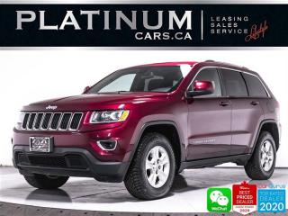 Used 2016 Jeep Grand Cherokee Laredo, AWD, POWER WINDOWS, UCONNECT, CRUISE for sale in Toronto, ON