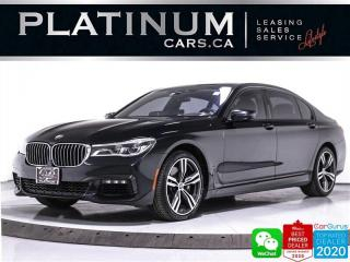 Used 2016 BMW 7 Series 750Li xDrive, EXEC LOUNGE PKG, MSPORT PKG, 360CAM for sale in Toronto, ON