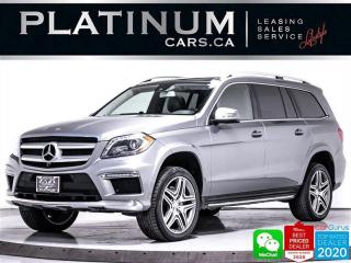 Used 2016 Mercedes-Benz GL-Class GL350d BlueTEC, DIESEL, 7 PASS, NAV, 36CAM, PANO for sale in Toronto, ON