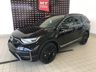 Used 2020 Honda CR-V Black Edition for sale in Terrebonne, QC
