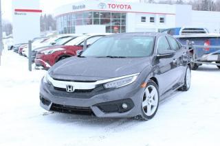 Used 2016 Honda Civic Touring 4 portes CVT for sale in Shawinigan, QC