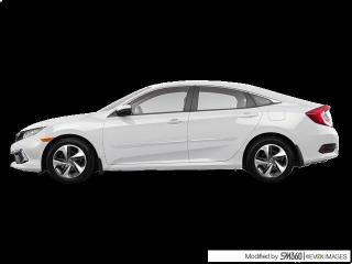 Used 2021 Honda Civic LX for sale in Terrebonne, QC