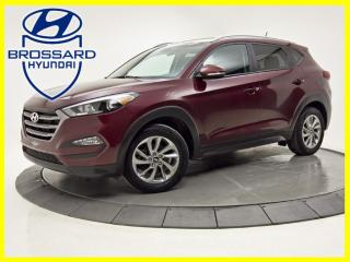 Used 2016 Hyundai Tucson PREMIUM BLUETOOTH SIÈGES CHAUFFANTS CRUISE for sale in Brossard, QC