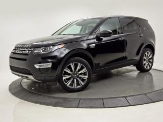 Used 2016 Land Rover Discovery Sport AWD HSE LUXURY NAV TOIT PANO CAM DE RECUL CUIR for sale in Brossard, QC