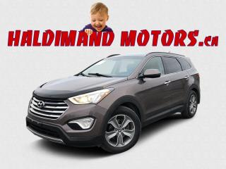 Used 2015 Hyundai Santa Fe XL XL Premium AWD for sale in Cayuga, ON