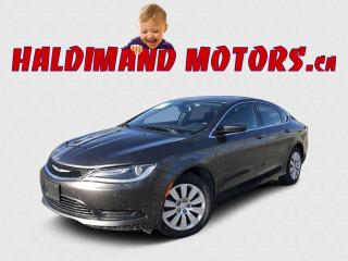 Used 2015 Chrysler 200 LX for sale in Cayuga, ON