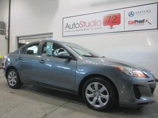 Used 2013 Mazda MAZDA3 AUTOMATIQUE**A/C**CRUISE for sale in Mirabel, QC