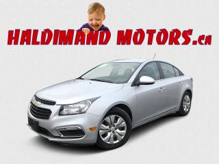 Used 2016 Chevrolet Cruze Limited 1LT for sale in Cayuga, ON