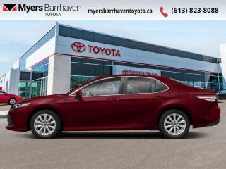 Used 2018 Toyota Camry XLE  - Sunroof -  Leather Seats - $142 B/W for sale in Ottawa, ON