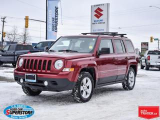 Used 2012 Jeep Patriot North 4X4 for sale in Barrie, ON