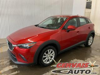 Used 2018 Mazda CX-3 GX Caméra GPS A/C Bluetooth for sale in Trois-Rivières, QC