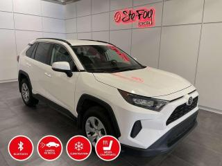 Used 2020 Toyota RAV4 LE - AWD - CAMÉRA DE RECUL- CRUISE - for sale in Québec, QC