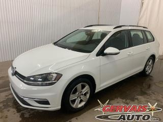 Used 2019 Volkswagen Golf Sportwagen 4MOTION AWD MAGS CAMÉRA SIÈGES CHAUFFANTS *Traction intégrale* for sale in Trois-Rivières, QC