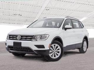 New 2021 Volkswagen Tiguan Trendline for sale in Hebbville, NS