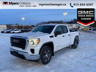 New 2021 GMC Sierra 1500 Base  - Bluetooth for sale in Orleans, ON