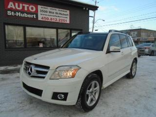 Used 2010 Mercedes-Benz GLK350 4Matic for sale in St-Hubert, QC