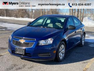 Used 2013 Chevrolet Cruze LS  - Low Mileage for sale in Orleans, ON