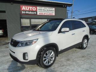 Used 2014 Kia Sorento EX for sale in St-Hubert, QC