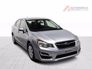Used 2016 Subaru Impreza 2,0i AWD AIR CLIMATISE for sale in Île-Perrot, QC
