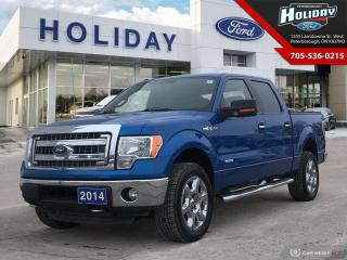 Used 2014 Ford F-150 XLT for sale in Peterborough, ON