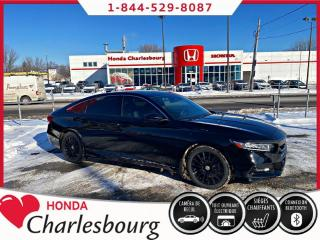 Used 2020 Honda Accord SPORT ***7447 KM*** for sale in Charlesbourg, QC