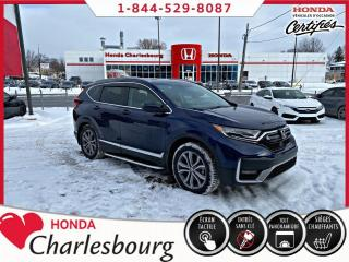 Used 2020 Honda CR-V TOURING AWD ***4653 KM*** for sale in Charlesbourg, QC