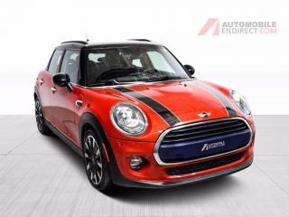 Used 2017 MINI Cooper Hardtop CUIR TOIT PANO MAGS BLUETOOTH for sale in Île-Perrot, QC