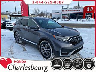 Used 2020 Honda CR-V TOURING AWD ***5358 KM*** for sale in Charlesbourg, QC