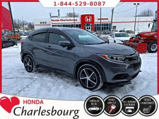 Used 2020 Honda HR-V SPORT AWD***7977 KM*** for sale in Charlesbourg, QC