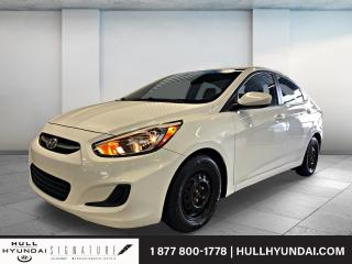 Used 2016 Hyundai Accent 4dr Sdn Auto GL for sale in Gatineau, QC