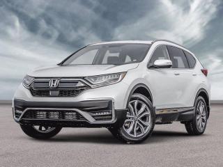 New 2021 Honda CR-V Touring for sale in Corner Brook, NL