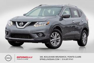 Used 2016 Nissan Rogue SV AWD AWD / TOIT PANORAMIQUE / BLUETOOTH / CAMERA DE RECUL / MAGS for sale in Montréal, QC