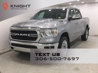 New 2021 RAM 1500 Big Horn Crew Cab for sale in Regina, SK