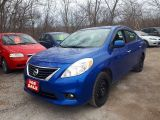 Photo of Blue 2013 Nissan Versa