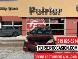 Used 2010 Mazda MAZDA5 GS for sale in Val-D'or, QC