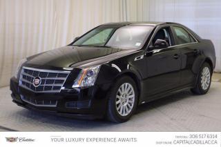 Used 2011 Cadillac CTS SEDAN for sale in Regina, SK