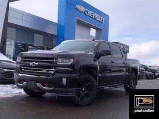 Used 2017 Chevrolet Silverado 1500 for sale in Barrie, ON