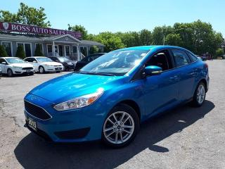 Used 2015 Ford Focus SE for sale in Oshawa, ON