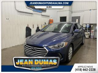 Used 2017 Hyundai Elantra Berline 4 portes, boîte automatique, GL for sale in Alma, QC