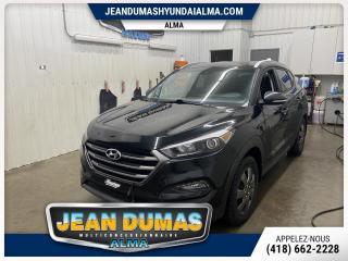 Used 2016 Hyundai Tucson MODÈLE Premium  AWD MOTEUR 1.6 LITRES SI for sale in Alma, QC