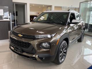 New 2021 Chevrolet TrailBlazer ACTIV for sale in Brampton, ON