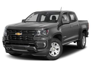 New 2021 Chevrolet Colorado WT for sale in Brampton, ON